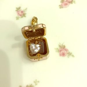 Juicy Couture Ring Box Charm